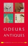 Lydie Bodiou et Véronique Mehl - Odeurs antiques.
