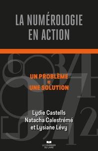Lydie Castells et Natacha Calestrémé - La numérologie en action.