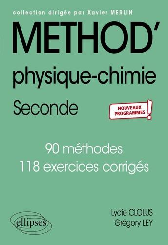 Physique-chimie 2de - 90 méthodes, 118 exercices... de ...