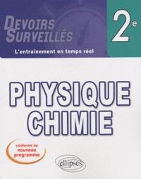 Lydie Clolus et Sophie Thomas - Physique chimie seconde nouveau programme.
