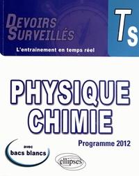 Lydie Clolus et Vincent Davoine - Physique chimie Tle S - conforme au nouveau programme 2012.