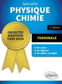 Lydie Clolus et Grégory Ley - Spécialité Physique-Chimie Terminale.