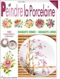 Lydie Guillem - Peindre la porcelaine - 150 compositions originales.