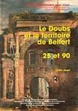 Lydie Joan - Le Doubs et le territoire de Belfort - 25 et 90.