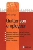 Lydie Lagrange - Quitter son employeur.