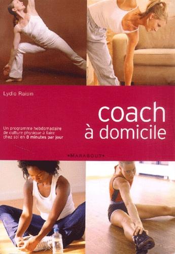Lydie Raisin - Coach à domicile.