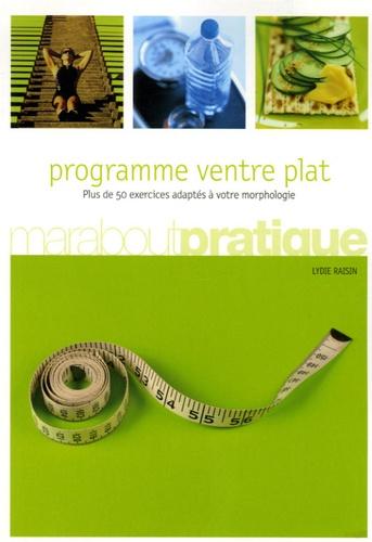 Lydie Raisin - Programme ventre plat.