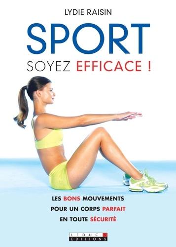 Sport soyez efficace !