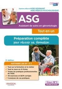 Lydie Rivaldi - Assistant de soins en gérontologie (ASG) - Préparation complète pour réussir sa formation - Diplôme d'Etat Aide-soignant/Aide médico-psychologique.