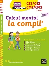 Lydie Treffort et Roland Charnay - Calcul mental du CE1 au CM2.
