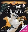 Lydwine Morvan et Stéphanie Morvan - Incroyables Chevaux.