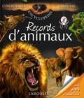 Lydwine Morvan et Stéphanie Morvan - Records d'animaux.