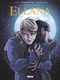 Lylian et Montse Martin - Ellana Tome 4 : L'envol.