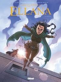 Lylian et Montse Martin - Ellana Tome 5 : Chutes.