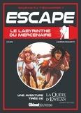 Lylian et Laurence Baldetti - Le Labyrinthe du mercenaire - Une aventure tirée de La Quête d'Ewilan.