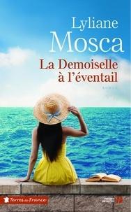 Lyliane Mosca - La demoiselle à l'éventail.