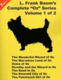 "Lyman Frank Baum - L Frank Baum's Complete ""Oz"" Series - Volume 1."