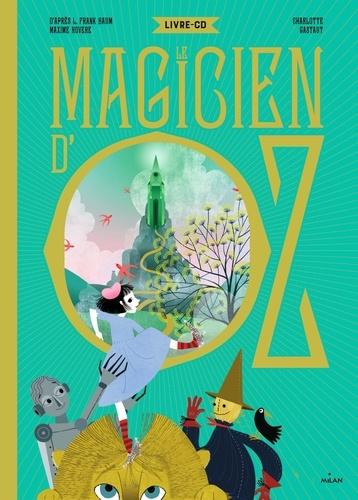 Le magicien d'Oz  avec 1 CD audio