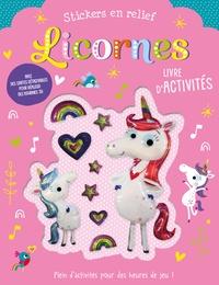 Lynch Stuart - Licornes - Livre d'activités.