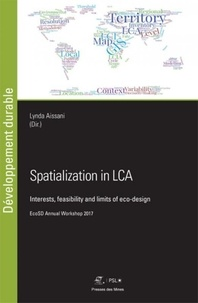 Deedr.fr Spatialization in LCA - Interests, feasibility and limits of eco-design. EcoSD annual workshop 2017 Image