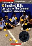 Lynda Edwards - 40 Combined Skills Lessons for the Common European Framework. 1 CD audio