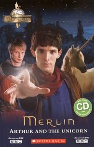 Lynda Edwards - The Adventures of Merlin - Arthur and the Unicorn. 1 CD audio