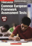 Lynda Edwards - Timesaver Common European Framework Assessment tests (A1-B2). 1 CD audio