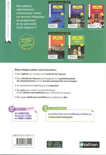 To Kill a Mockingbird, Harper Lee. Cahier d'accompagnement à la lecture de l'oeuvre intégrale spécialité LLCE Anglais 1re B2
