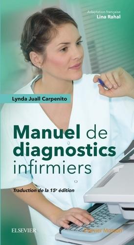 Lynda-Juall Carpenito - Manuel de diagnostics infirmiers.