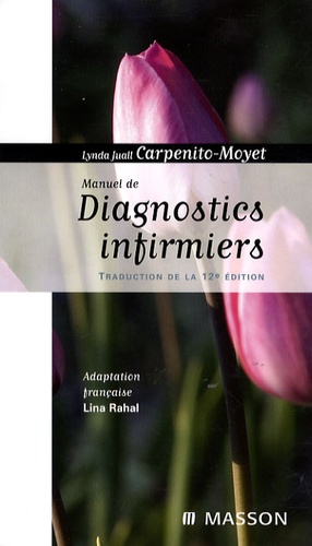 Lynda-Juall Carpenito-Moyet - Manuel de Diagnostics infirmiers.