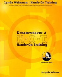 DREAMWEAVER 2 H.O.T HANDS-ON TRAINING. CD-Rom included.pdf