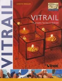 Lynette Wrigley - Vitrail - 15 projets faciles à réaliser.