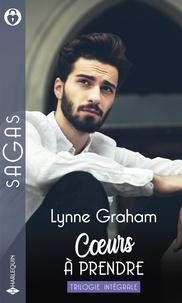 Lynne Graham - Coeurs à prendre - Héritière de l'amour ; Coup de foudre pour un séducteur ; Un mariage plein de surprises.