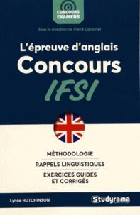 Lynne Hutchinson - L'épreuve d'anglais au concours IFSI.
