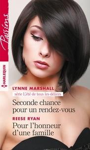 Livre audio mp3 télécharger Seconde chance pour un rendez-vous ; Pour l'honneur d'une famille in French PDF 9782280416139