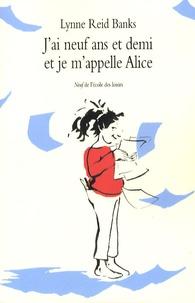 Ucareoutplacement.be J'ai neuf ans et demi et je m'appelle Alice Image