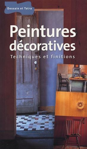 Lynne Robinson et Richard Lowther - Peintures décoratives - Techniques et finitions.