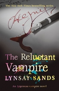 Lynsay Sands - The Reluctant Vampire - Book Fifteen.