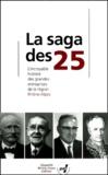 Lyon mag' - La saga des 25. - L'incroyable histoire des grandes entreprises de la Région Rhône-Alpes.