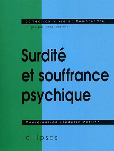 Lyonel Rossant - Surdité et souffrance psychique.