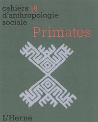 Lys Alcayna-Stevens et Hiav Yen Dam - Primates.