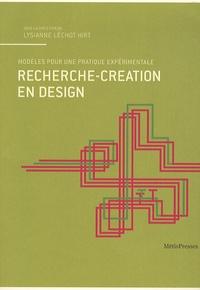 Openwetlab.it Recherche-création en design - Modèles pour une pratique expérimentale Image
