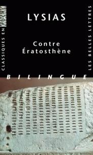Lysias - Contre Eratosthène.