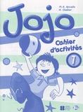 M-A Apicella et H Challier - Jojo 1 - Cahier d'activités.