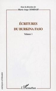 M-A Somdah - Ecritures du Burkina Faso 1.