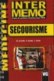 M Acaire et P. Axine - Secourisme.