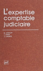M Aydalot - L'Expertise comptable judiciaire.