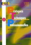 M Becuwe et S Duprat - Pratique des Techniques Professionnelles.