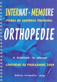 M Benayoun et Michaël Soussan - Orthopédie.