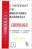 M Bonniere et M Darmon - Cardiologie 2004.